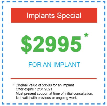 Affablecaredental AffableCare Dental Specials